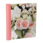 Фотоальбом магнитный 30 листов Pioneer Delicate flowers 1 23х28 см