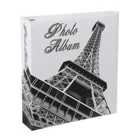 Фотоальбом магнитный 50 листов Pioneer Paris 23х28 см