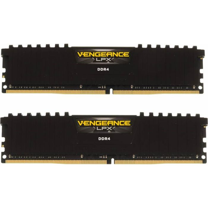 Память DDR4 2x8Gb 3000MHz Corsair CMK16GX4M2B3000C15 RTL PC4-24000 CL15 DIMM 288-pin 1.35В
