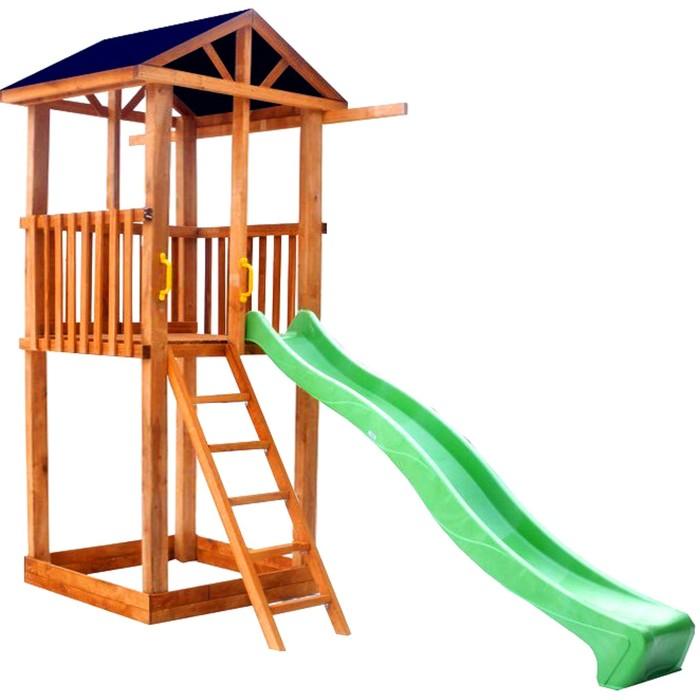 Детская площадка Можга Спортивный городок 1 (Крыша Тент)