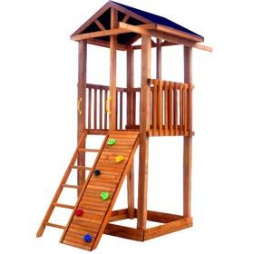 Детская площадка Можга Спортивный городок 2 (Крыша Тент)