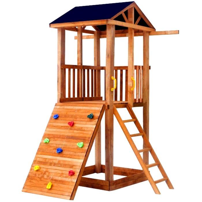Детская площадка Можга Спортивный городок 3 (Крыша Тент)