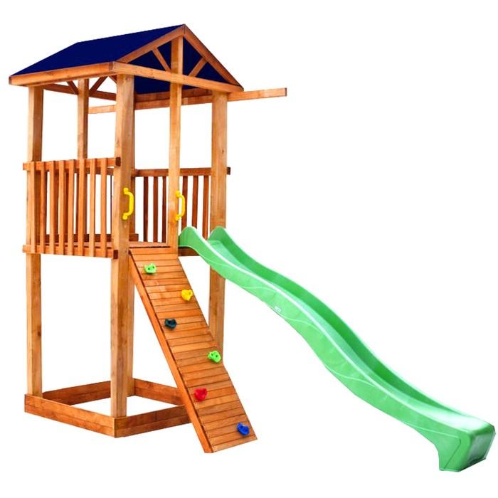 Детская площадка Можга Спортивный городок 4  (Крыша Тент)