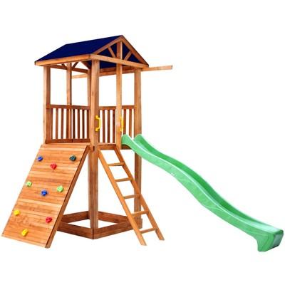 Детская площадка Можга Спортивный городок 5 (Крыша Тент)