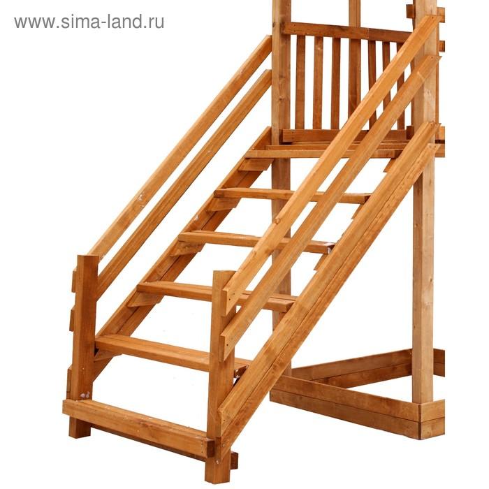Лестница широкая (зимняя)