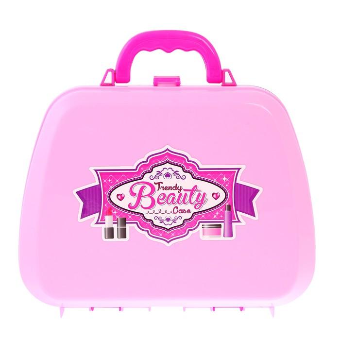 купить набор детской косметики для девочек в чемоданчике в москве