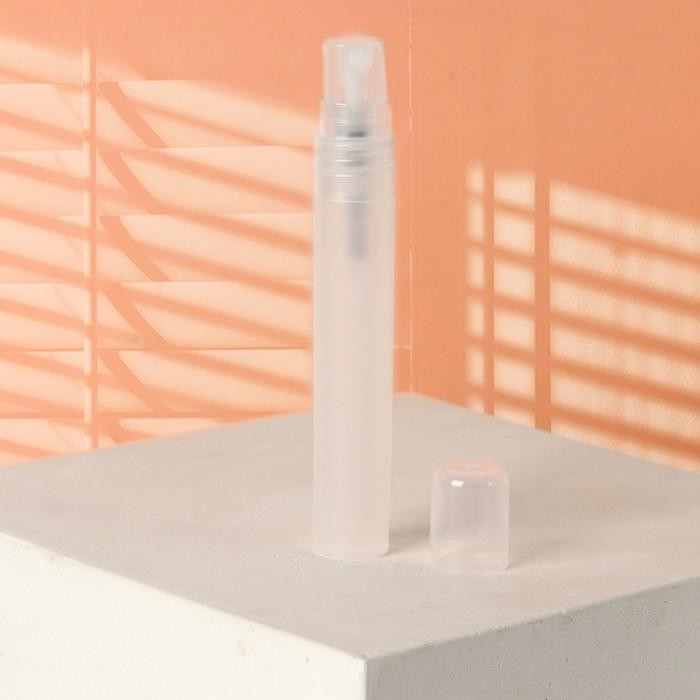Флакон для парфюма с распылителем, 7мл, цвет белый