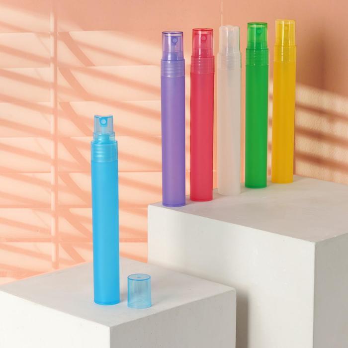 Флакон для парфюма, с распылителем, 30 мл, цвет МИКС