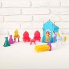 Кукла «Сказочная принцесса», с аксессуарами, МИКС - фото 105510584