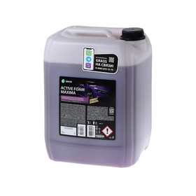 Шампунь для бесконтактной мойки Grass, 20 кг, Active Foam Maxima (1:50-1:100)