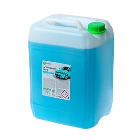 Шампунь для бесконтактной мойки Grass, 22 кг, Active Foam Soft Защита лака и никеля (1:30 - 1:50)