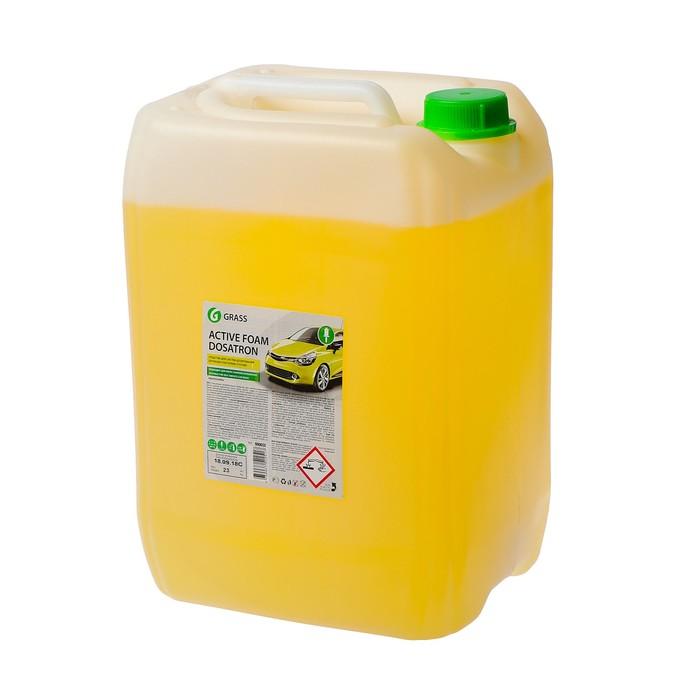 Шампунь для бесконтактной мойки Grass, 23 кг, Active Foam Dosatron (1:60-1:125)