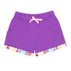 Шорты для девочки , рост 104 (56) см, цвет фиолетовый 10172