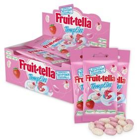 Мармелад Fruittella Tempties в йогуртовой глазури, 35 г в Донецке