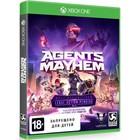 Игра для Xbox One Agents of Mayhem ИЗДАНИЕ ПЕРВОГО ДНЯ.