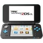 Игровая приставка Nintendo 3DS: New Nintendo 2DS XL, цвет черный-бирюзовый