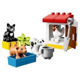 Конструктор Lego Duplo «Ферма. Домашние животные», 16 деталей