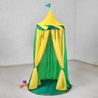 """Палатка подвесная """"Замок"""" зеленый с салатовым"""