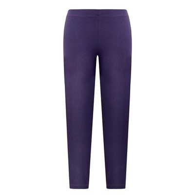 Бриджи женские, размер 44, цвет фиолетовый Е 4094