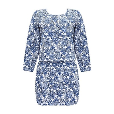 Платье женское, размер 44, цвет серый Е 5135