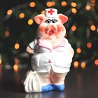 """Копилка """"Свинка медсестра"""", 20 см"""