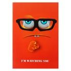"""Записная книжка мягкая обложка А6, 32 листа """"Эмоции"""", обложка мелованный картон, матовая ламинация"""