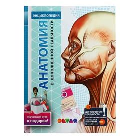 Энциклопедия 4D в дополненной реальности «Анатомия»