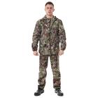 Костюм мужской «Турист», КМФ, цвет зелёная сетка, размер/рост 56-58/182-188