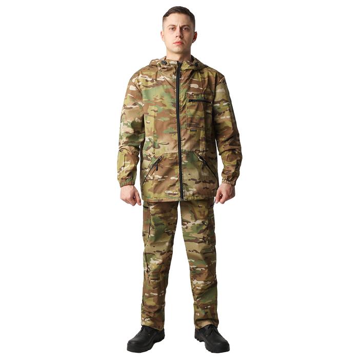 Костюм мужской «Турист», ТиСи КМФ, цвет ягель, размер/рост 44-46/170-176