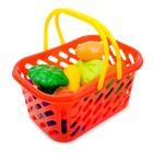 Корзина с овощами, 11 предметов, МИКС