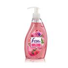 Жидкое мыло Fax, c глицерином, роза 400 мл