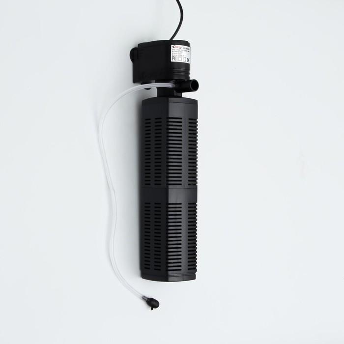 Фильтр Sea Star HX-2000F погружной двухсекционный, 1300 л/ч, 18 Вт