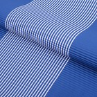 "Paper corrugated ""Stripes"", blue, 50 x 70 cm"