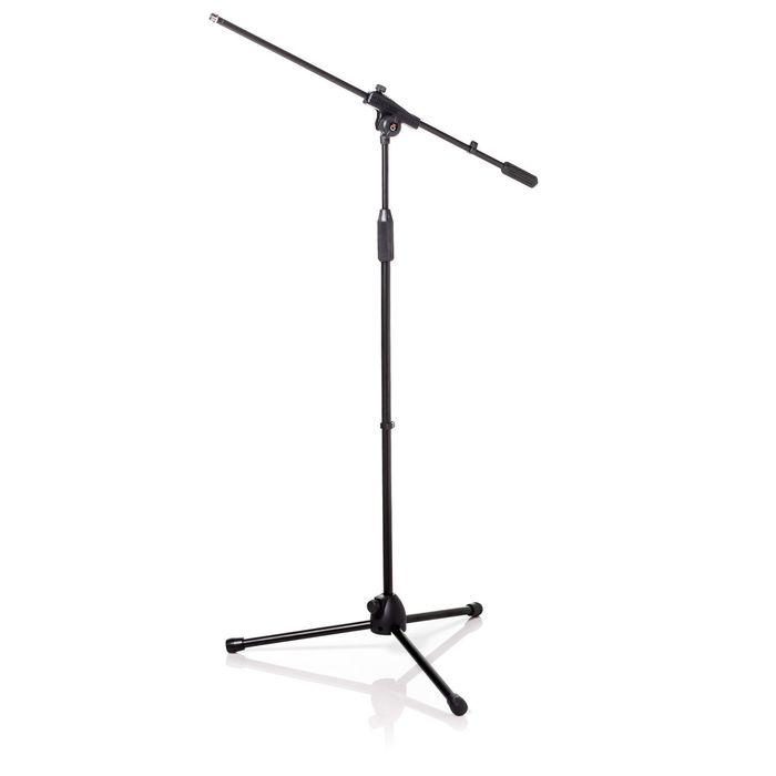 Стойка микрофонная BESPECO MS30NE  напольная, черный цвет