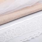 Подушечки для колец и бокалов Pure love, 21 × 15 см
