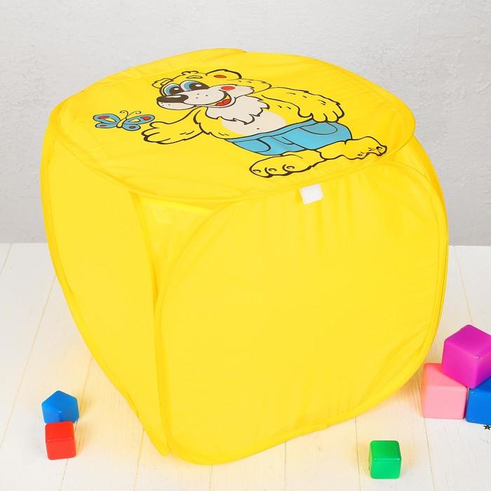 Корзина для игрушек «Мишка»