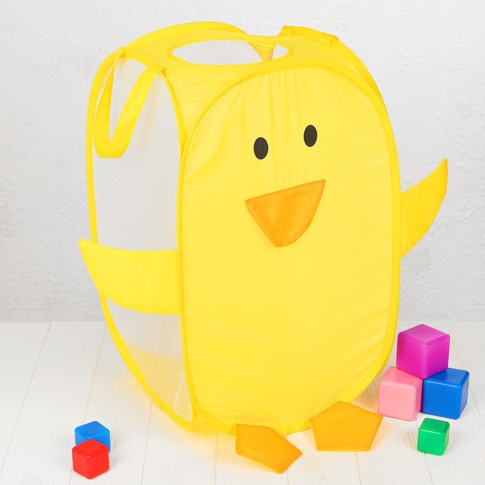 Корзина для игрушек «Утёнок»