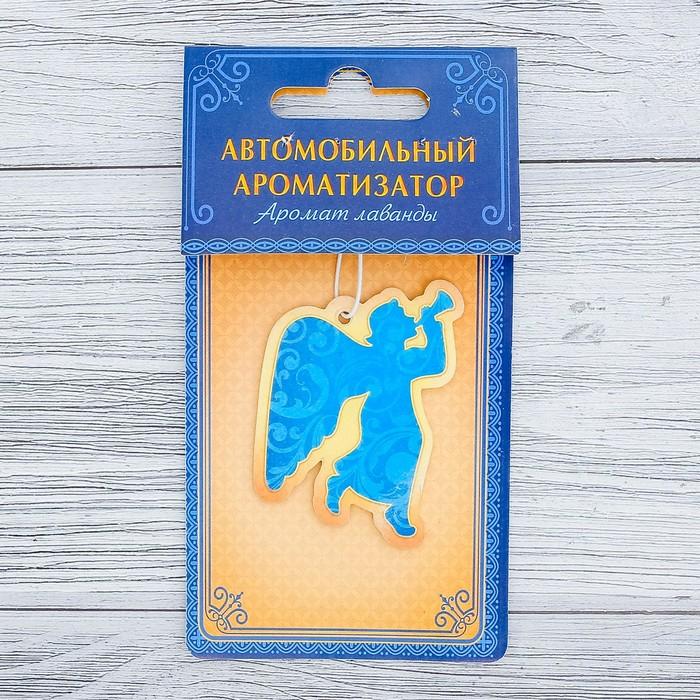 """Ароматизатор бумажный """"Ангел"""", 5,8 х 6 см"""
