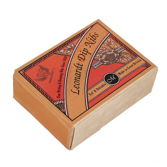 Перо для письма и рисования Manuscript Index декоративное бронзовое, в картонной коробке - фото 551491233