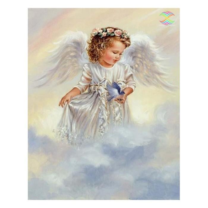 Открытка ангел хранитель своими руками, для