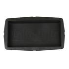 Форма для тротуарной плитки «Кирпич», 25 х 12.5 х 4.2 см, орнамент, Ф11014