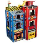 Игровой набор для мальчиков «Здание спасательной службы», 28 элементов