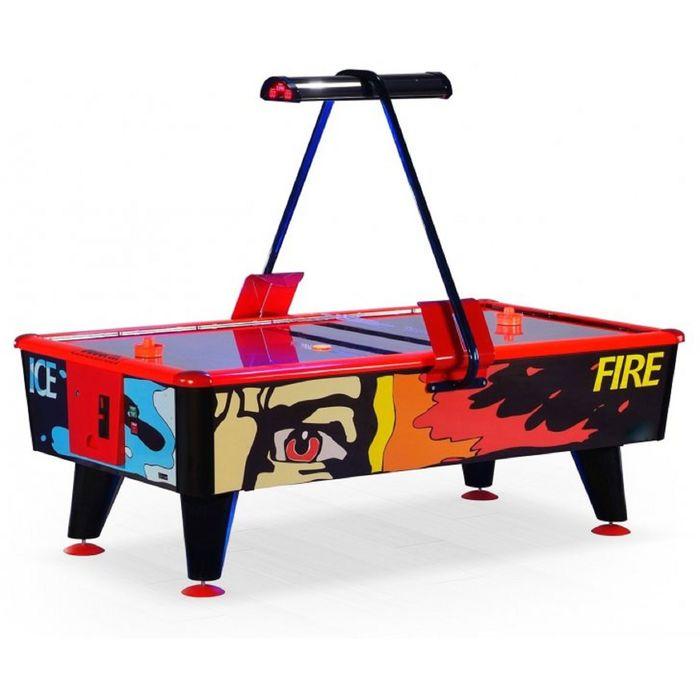 Аэрохоккей «Ice & Fire» 8ф с купюроприёмником