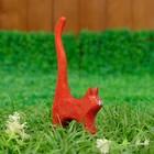 """Gift set wood """"Cats"""" 9х10х19,5 cm MIX"""