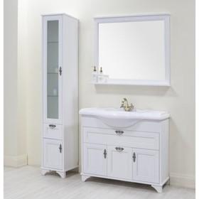 Зеркало «Идель 105», цвет дуб белый