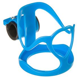 Флягодержатель  STG CSC-032S детский, цвет синий - фото 7305513