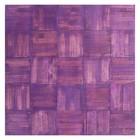 """Фотофон  из натурального дерева """"Фиолетовый"""", 50х50см"""