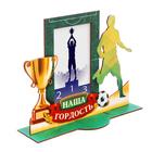 """Награда спортсмена """"Футбол. Наша гордость"""""""