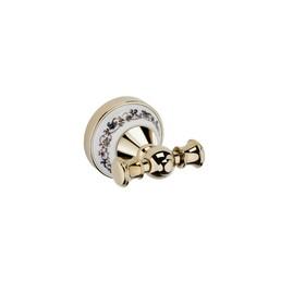 Крючок двойной Fixsen FX-78505AG, золото