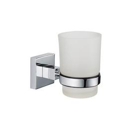 Подстаканник Fixsen FX-11106, одинарный, хром